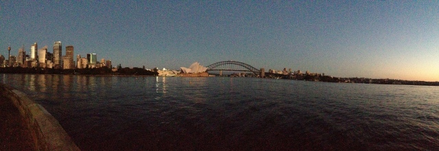 One of the loveliest things about Sydney